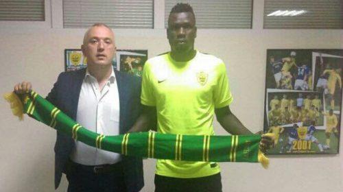 Anzhi Makhachkala Sign Ethiopian Midfielder Gatoch Panom