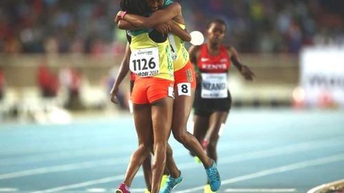 IAAF World U18 Championships: Ethiopians victorious in 1500m