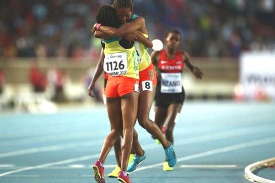IAAF World U18 Championships: Ethiopians victorious in 1500m
