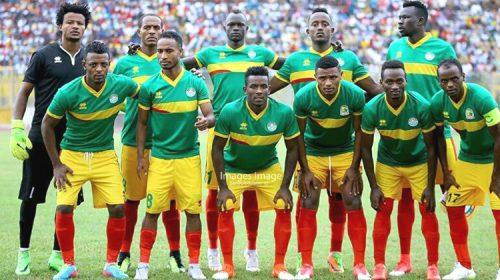 CHAN: Ethiopia demolish Djibouti 5-1