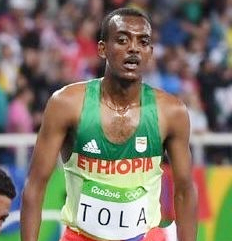 A Silver Medal for Ethiopia in Men's Marathon