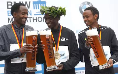 Kipsang drops out of Berlin Marathon
