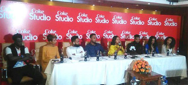 Coke Studio Africa 2017 Kicks off in Ethiopia