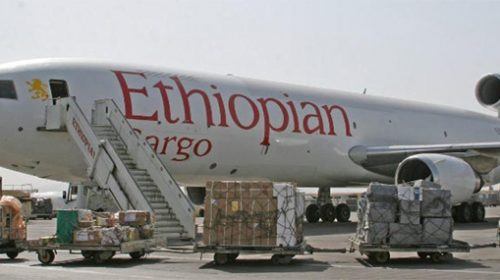 Ethiopian Airlines to Start Cargo Service to Mexico City