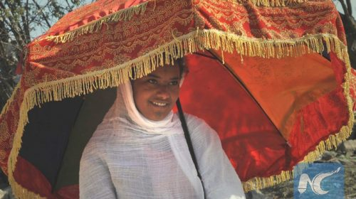 Enkutatash, the Ethiopian New Year