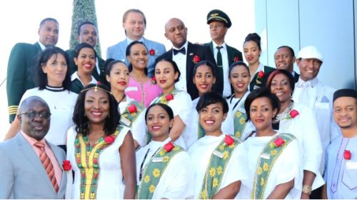 Ethiopian Airlines Celebrates Five Years of Successful Service to Toronto