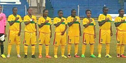 ​Ethiopia Crashed Out of the U-20 Women World Cup Qualifier