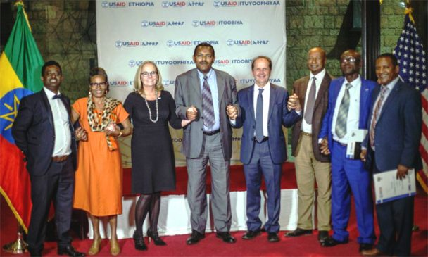 USAID Assistance Expands Community HIV Care and Treatment Services in Ethiopia