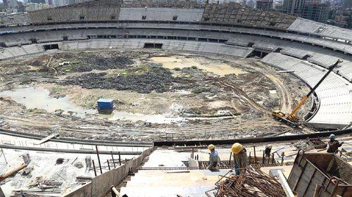 Ethiopia: Construction of National Stadium now 58 Percent Complete