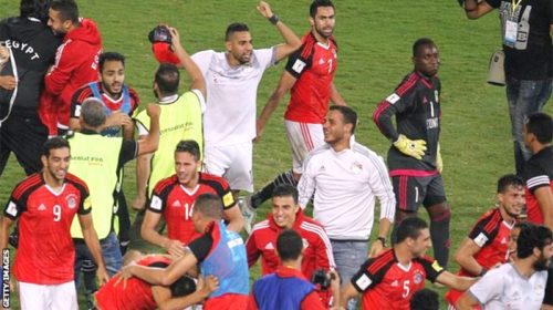 2018 World Cup: Egypt's president rewards players and coach