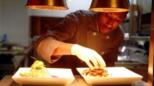 From Greek Mythology to Ethiopian Restaurant
