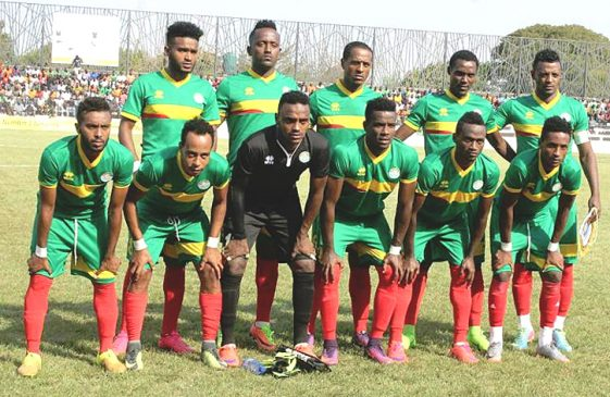 Walias of Ethiopia eliminated from CHAN