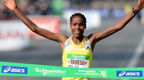 Ethiopians Feleke & Tadese join Frankfurt Marathon Field