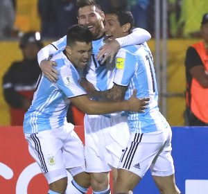 2018 World Cup: Argentina, Colombia advance, Chile out