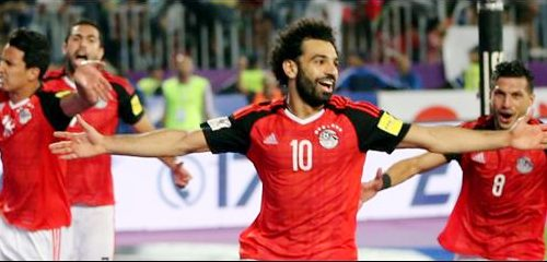Mohamed Salah's Goals Take Egypt to 2018 World Cup
