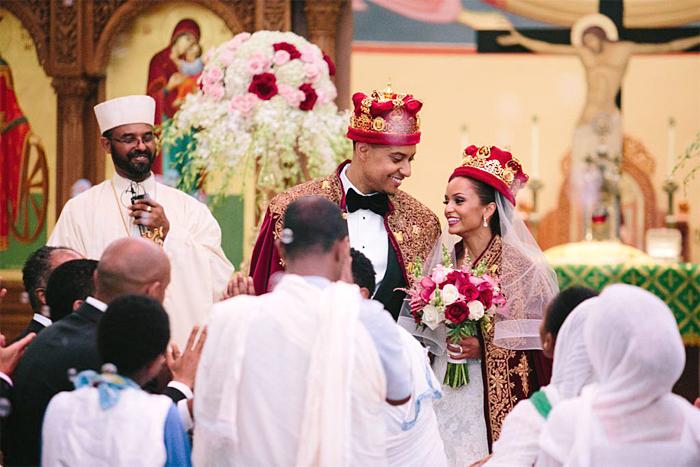 This Couple S Glamorous Ethiopian Orthodox Wedding Gives Us