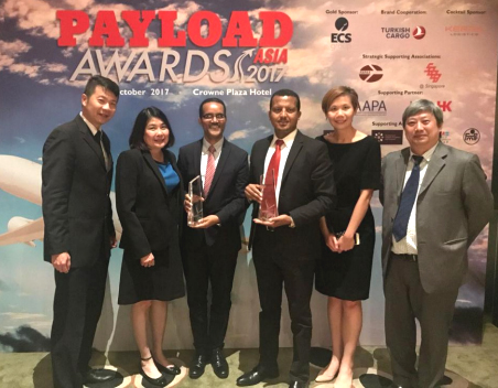 Ethiopian Airlines Topped Industry and Customer Choice Awards as the Rising Star Carrier of the Year