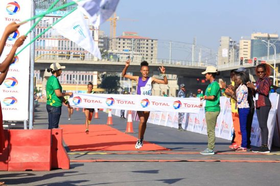 Two people die at Great Ethiopian Run