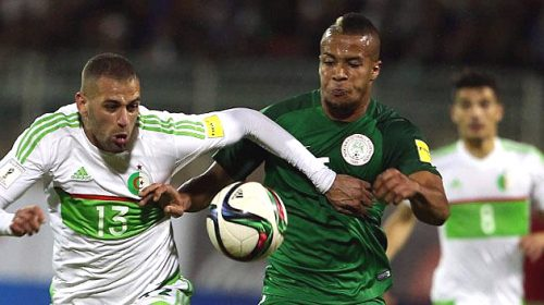 Algeria convert soft penalty to hold Nigeria