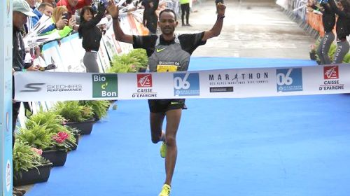 Ethiopian Athletes Dominate Marathon des Alpes Maritimes