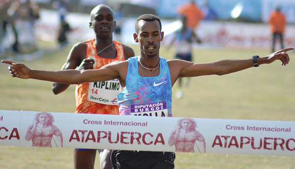 Molla and Teferi secure Ethiopian double in Atapuerca