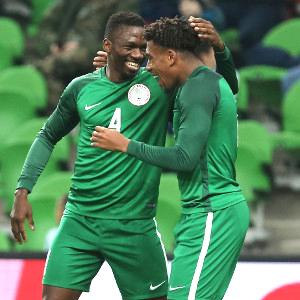 Nigeria stun Argentina 4-2 in football friendly