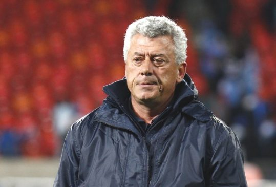 Former Kaizer Chiefs Coach to take over at Ethiopian Bunna