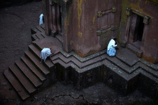 A Trip Through the Stunning, Rock-Hewed Churches of Ethiopia