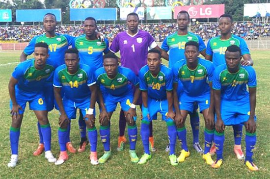Rwanda eye Ethiopia double for TOTAL CHAN 2018 ticket
