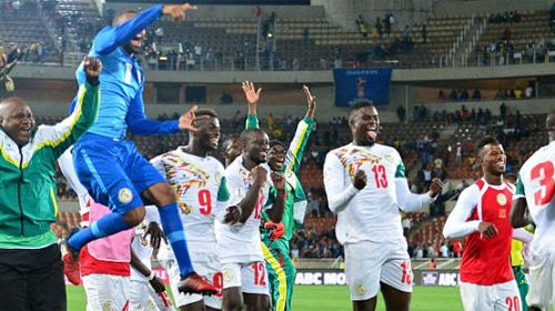 Senegal defeats South Africa 2-0 to qualify for 2018 World Cup