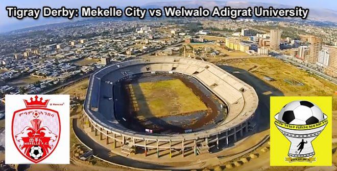 Ethiopian Premier League: Week 2 features Tigray Derby