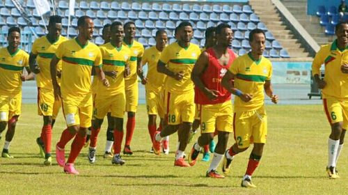CHAN Playoff: Ethiopia name 27 Players for Rwanda Encounter on Sunday