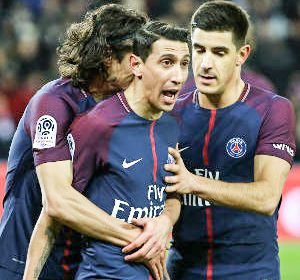 League 1: PSG back on track with win over Lille