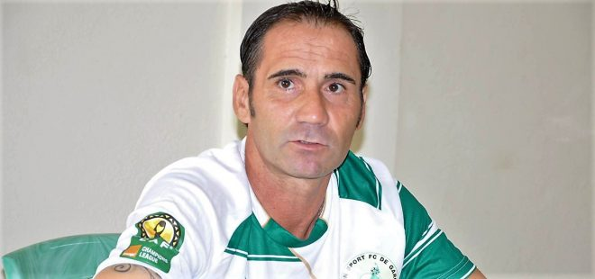 Ethiopia Coffee to announce  Didier Gomes as head coach