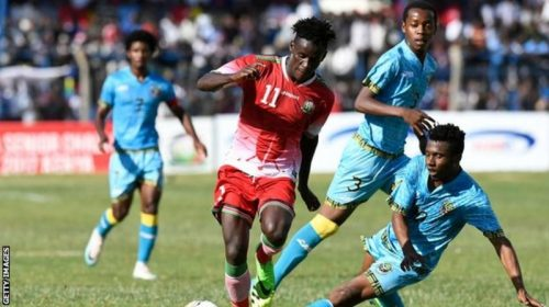 Kenya beat Zanzibar on penalties to win CECAFA Cup
