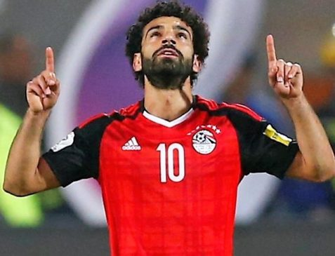 Mohamed Salah wins BBC African Player of the Year Award