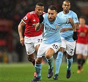 Premier League: City beat Utd, Rooney denies Reds