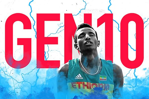 GEN 10: Distance Prodigy Selemon Barega of Ethiopia