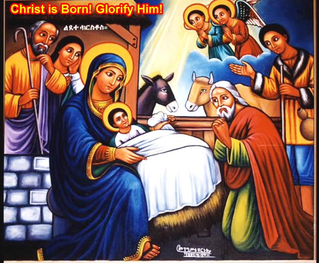 Genna/Christmas celebrated in Ethiopia Today – Ethiosports