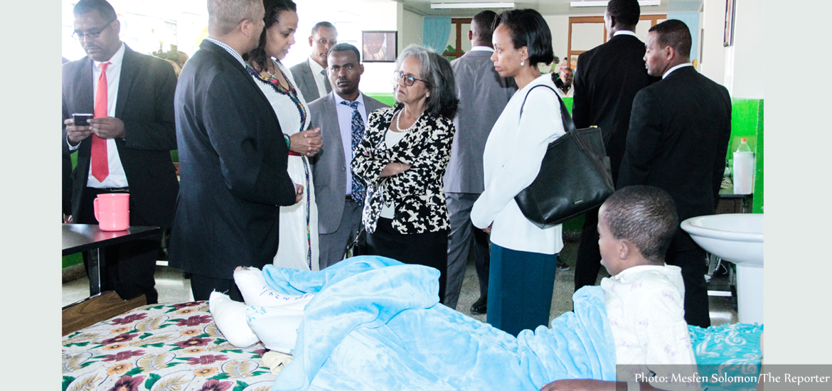 CURE Ethiopia Children's Hospital Marks 10th Year Anniversary