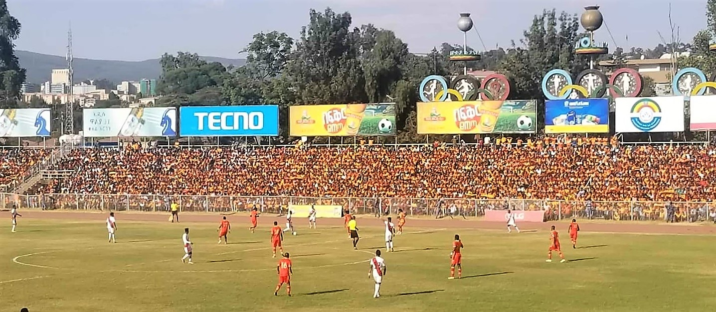 Kidus Giorgis Drops Point, Hawassa Fumbles at Home