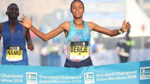 Fast times at Valencia marathon: Dereje sizzles 2:18:30, debutante Alayew 2:03:53