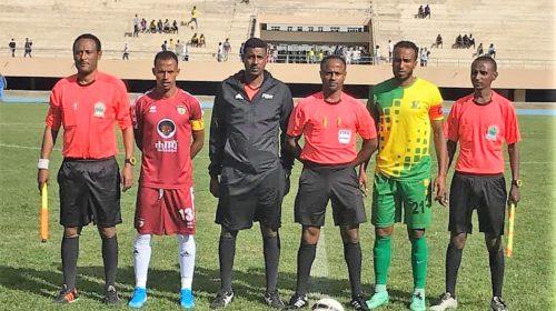 Sehul shire Defeats Ethiopian Coffee 1-0