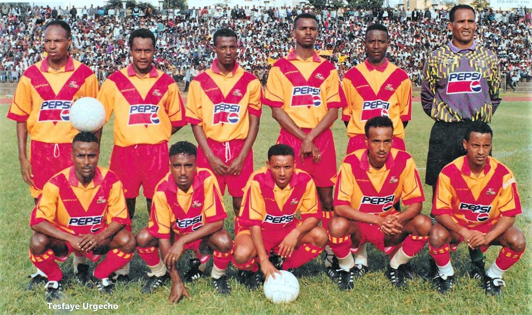 Tesfaye Urgecho Former St George Ethiopia National Team Player Dies Ethiosports